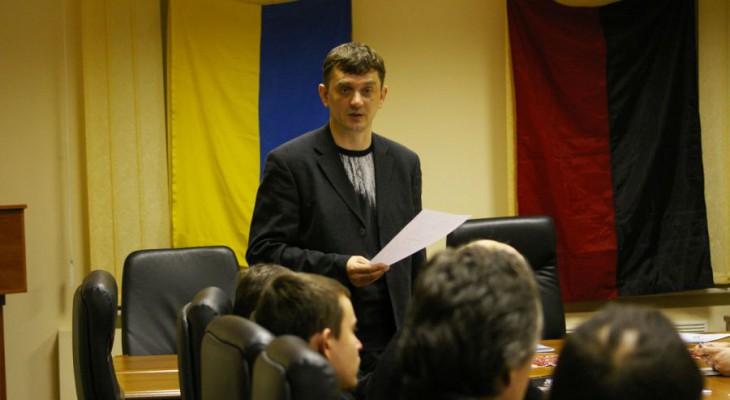 Квартира стала причиной конфликта в среде националистов с участием донецкой Марии Олийнык
