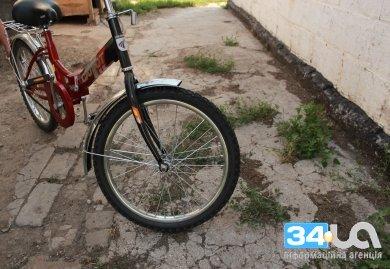 В Новомосковске водители отняли у бывшего заключенного велосипед