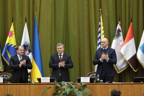Днепропетровск и Донбасс – рассадники коррупции в стране