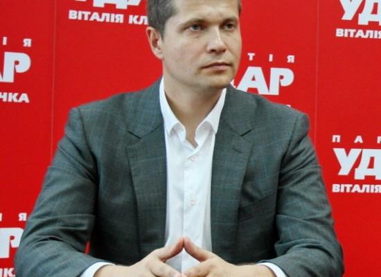 Депутат-ударовец обвиняет прокуратуру Днепропетровщины в покрытии преступлений