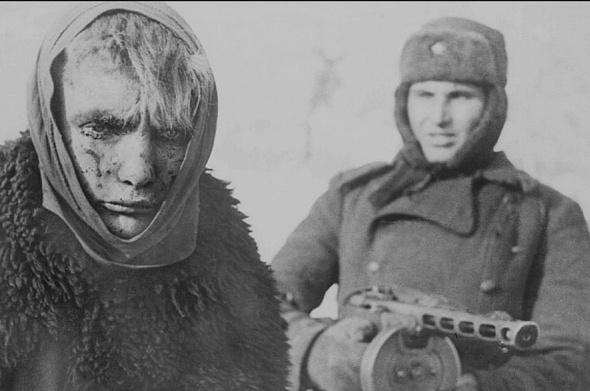 Каждую немку советские солдаты насиловали по 12 раз