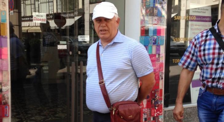Комуніст Петро Симоненко втік до Європи (ФОТО)