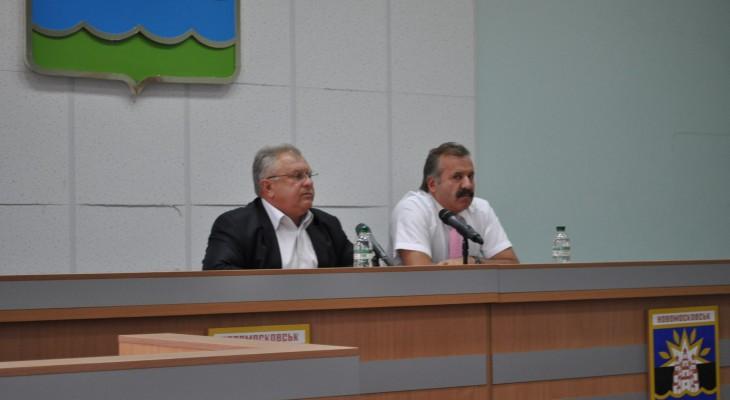 Позачергова сесія була проігнорована депутатами міськради (ВІДЕО)