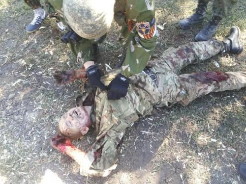 Трагедия 32-го блокпоста. Шокирующие подробности бойни вблизи Бахмутки. (Видео) +18