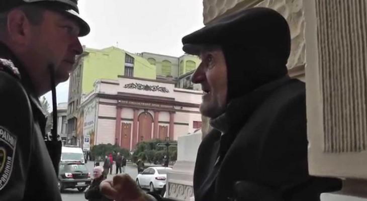 Петро Порошенко обдурив ветерана Великої Вітчизняної Війни (ВІДЕО)