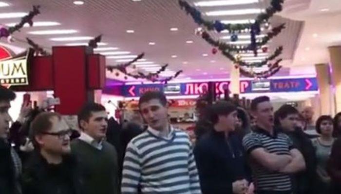 ТЕРМІНОВО!!! Українці здійснили «теракт» у торгівельному центрі МОСКВИ (ВІДЕО)