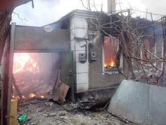 Батальйон «Азов» показав наслідки обстрілу Маріуполя (ВІДЕО 18+)