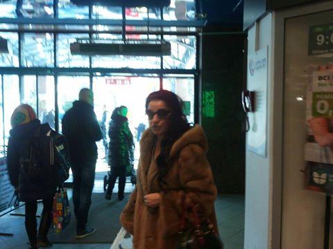 """""""Я не допомагаю карателям"""", – випадок у львівському супермаркеті (Фото)"""