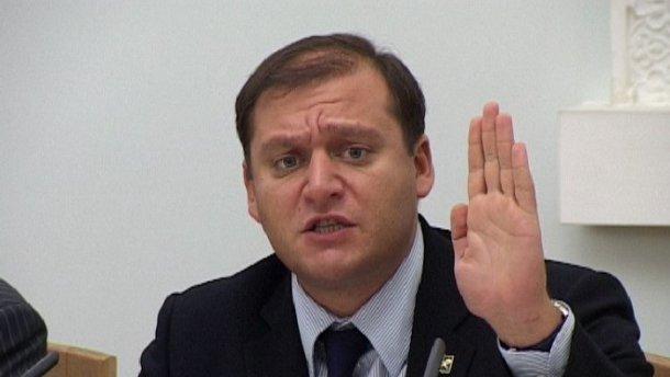 Добкін єдиний проголосував проти позбавлення Януковича звання президента