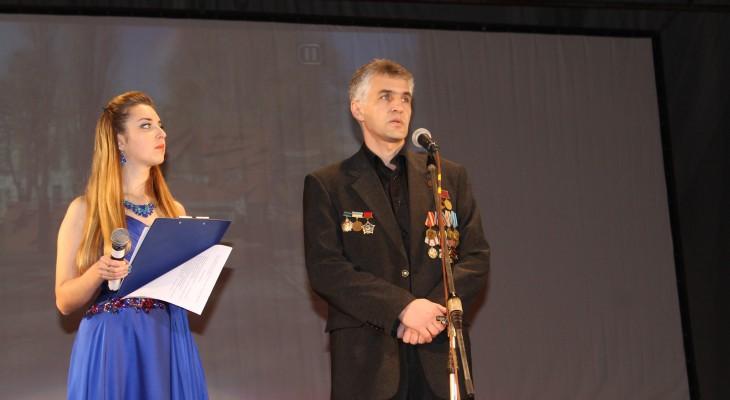 В Новомосковську відбувся  вечір пам'яті, присвячений 26-ій річниці виводу радянських військ з території Афганістану «А серце пам'ять береже».