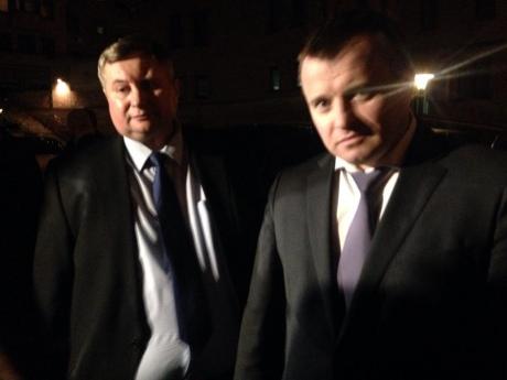 """Коломойський приїхав на """"розборки"""" в офіс """"Укртранснафти"""" – депутат"""