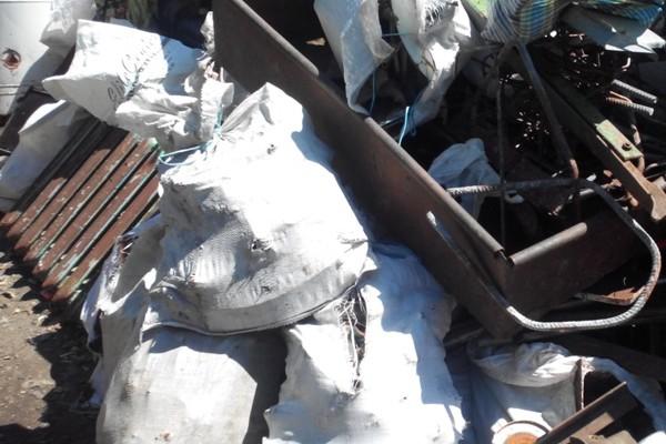 Правоохоронці продовжують викривати  підпільні пункти прийому металобрухту (ФОТО)