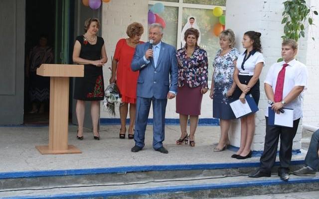 На базі навчально-виховного комплексу № 17 відкрито групу для дітей дошкільного віку