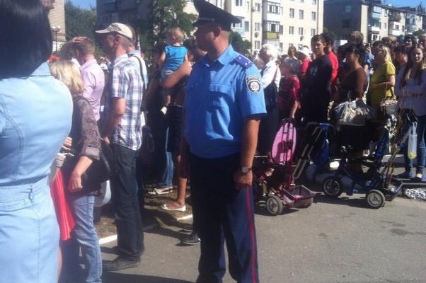 Святкування Дня міста на Новомосковщині пройшло без порушень громадського порядку