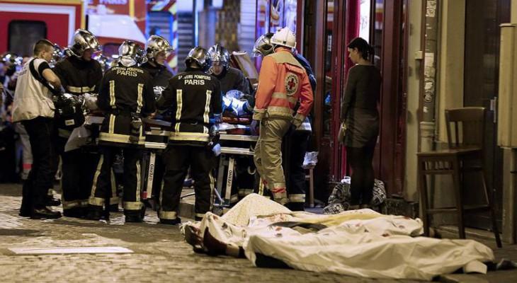 Теракт у Франції: до 153 осіб загинуло, 90 поранених (ФОТО,ВІДЕО)