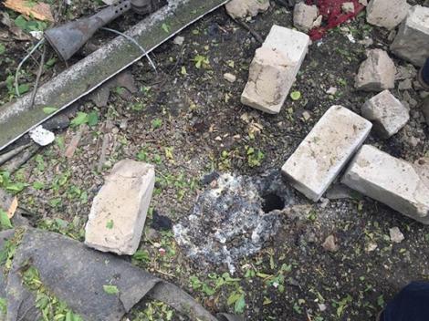 В Новомосковске при взрыве погибли два человека, один ранен