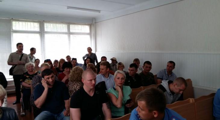 Интересно, Днепропетровской областной прокуратуре не надоело ходить на х..? (ВИДЕО)