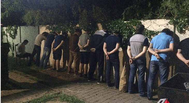 Одесские священнослужители  проводят сепаратистские сходки в окружении проституток  (ВИДЕО)