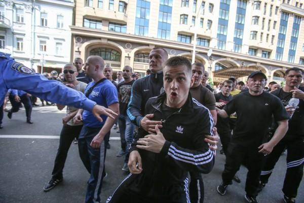 Вадим Титушко: за кровавую бойню платил не Янукович, а Клименко, Вилкул, Столар и Сурен Сардарян