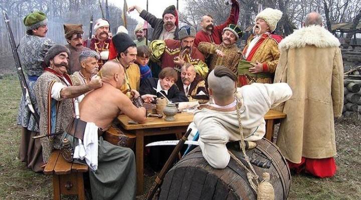 Мероприятия, посвященные Дню украинского казачества и защитника Отечества