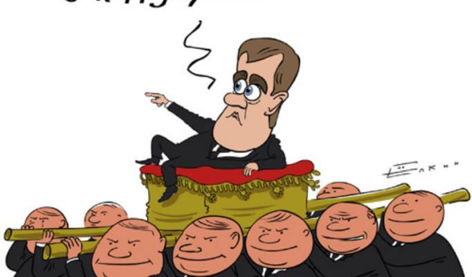 Наступил шокирующий понедельник! Сегодня опубликовали е-декларации депутатов и чиновников