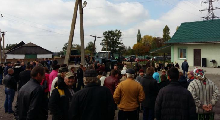 Близкое окружение Петра Порошенко рейдерствует на Днепропетровщине (ВИДЕО)