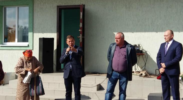 Лидер радикальной  партии Ляшко пришел на помощь Новомосковским фермерам (ВИДЕО)