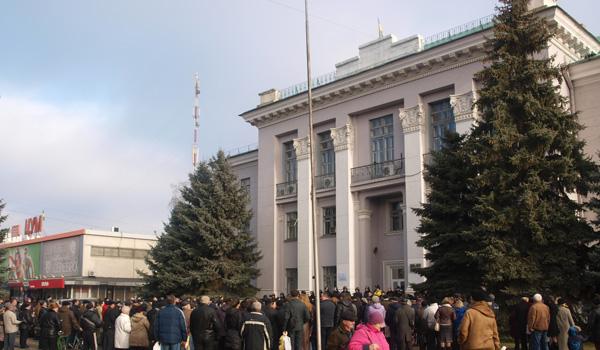 В Новомосковске отрабатывается технология устранения неудобных?