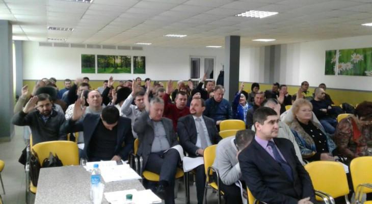 Для Новомосковска закрытые сессии стали нормой (ВИДЕО)