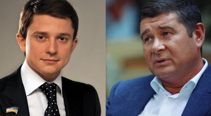 """""""Страна"""" публикует первую из записей Онищенко"""
