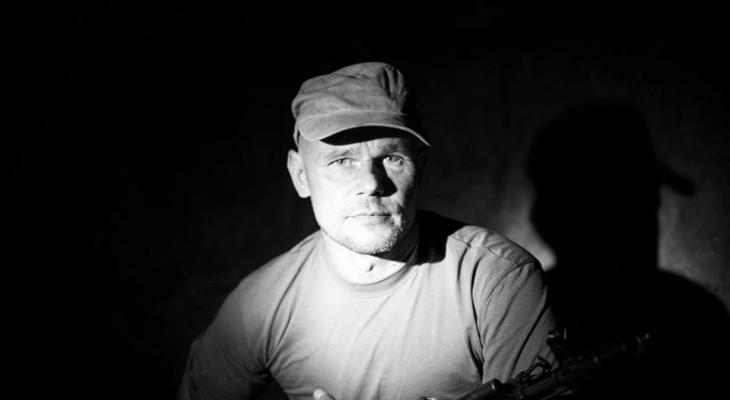 Воин ДУК Эдуард Зебин погиб на Донбассе