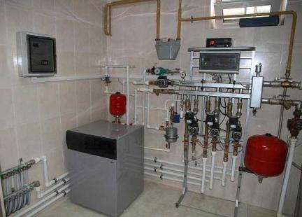 В грядущий отопительный сезон множество квартир новомосковцев будут с отоплением