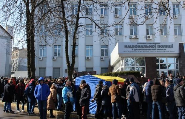 Начальника полиции Днепропетровщины заставляют уволиться
