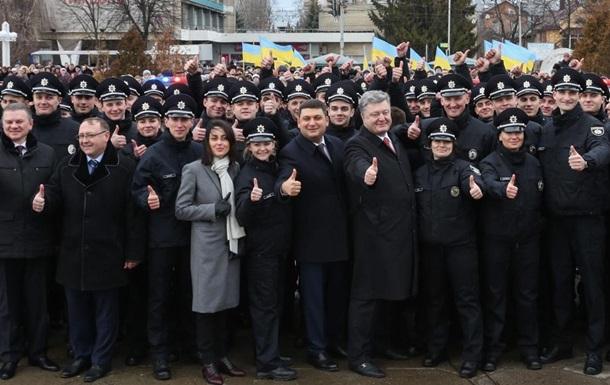 Реформа полиции по-украински: крышевание, шантажи, вымогательство!