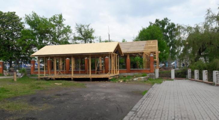 Жители Новомосковска требуют от Президента Порошенко остановить строительный беспредел в городе! (ФОТО-ВИДЕО)