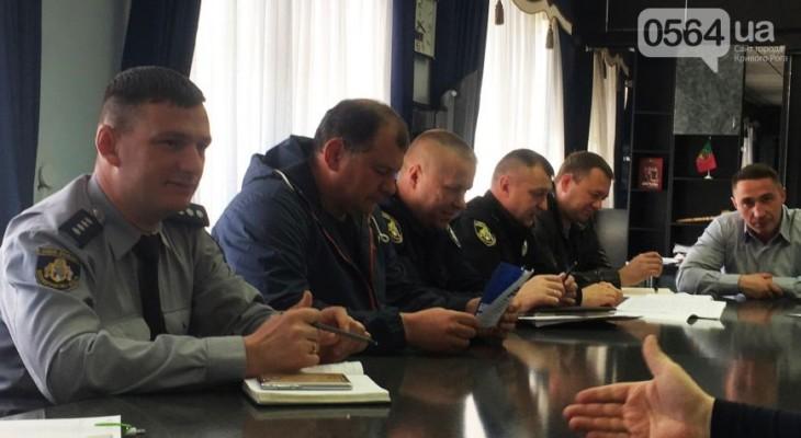 """Криворожские активисты просят убрать палатки """"Оппозиционного блока"""", пока их """"ветром не сдуло"""" (ФОТО)"""
