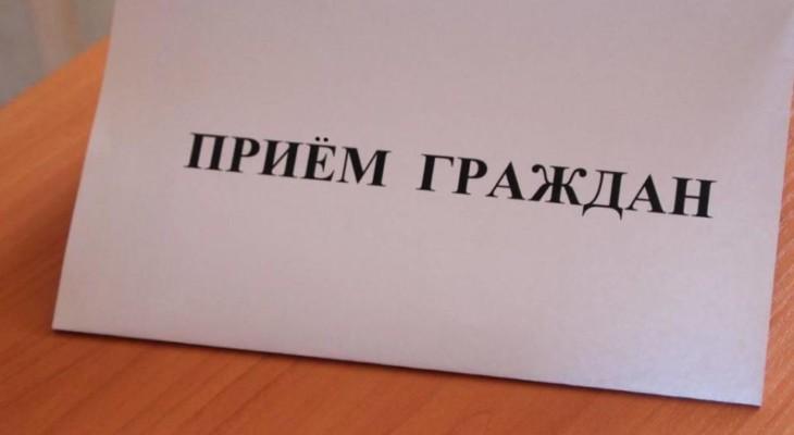 В Новомосковске на приём к Глуховере записались одни депутаты