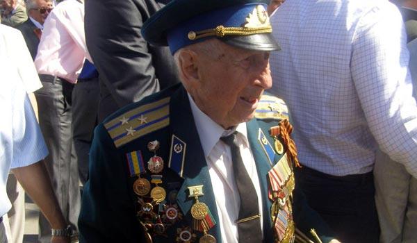 Генеральная прокуратура против ветерана ВОВ