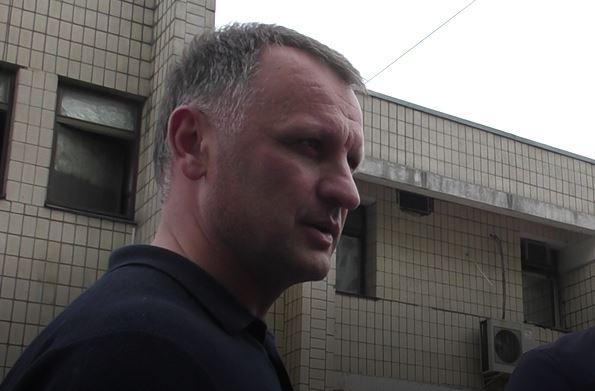 Бенефіс полковника Чернишева. Про рейдерське захоплення ТД Дарниця.