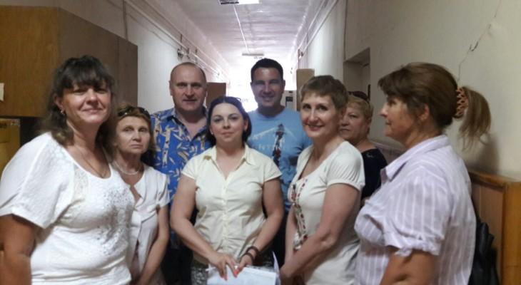 Жители Новомосковска объявили войну газовому монополисту (ФОТО-ВИДЕО)