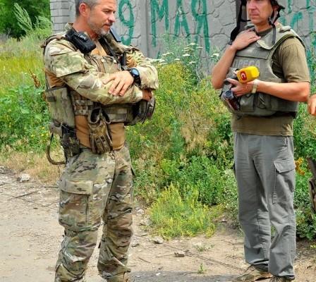 """Військова прокуратура хотіла арештувати комбата """"надто жорстоке ведення бойових дій проти супротивника"""""""
