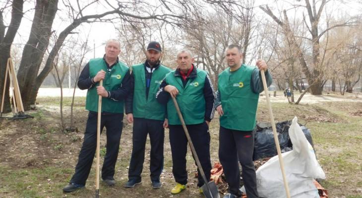Позорище: Партия Зелёных в Новомосковске пытается отбелить свою репутацию