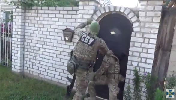СБУ задержала 9 украинцев за критику власти в соцсетях