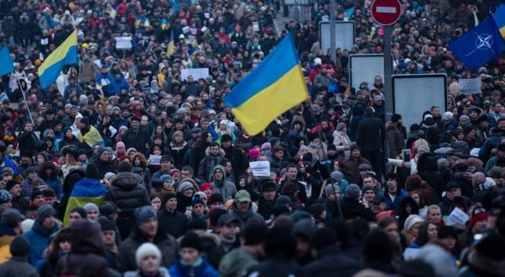 Сколько стоят протесты Саакашвили (ВИДЕО)