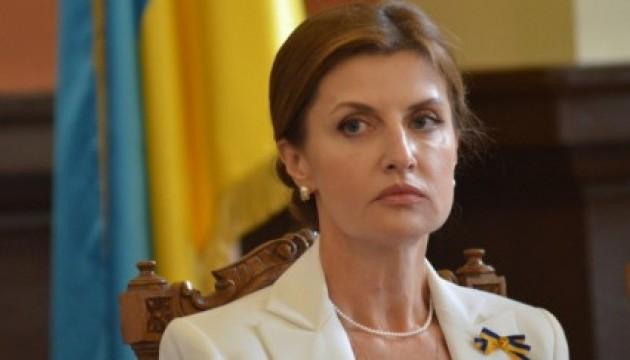 Гнилая душа жены Порошенко потрясла Украину: она воровала деньги для детей-инвалидов