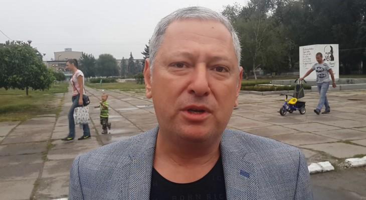 Мої вітання, Алльошо! Пише тобі звичайний громадянини Новомосковська.