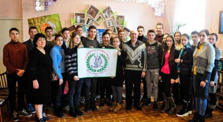 У Новомосковській бібліотеці пройшла зустріч молодих поетів міста