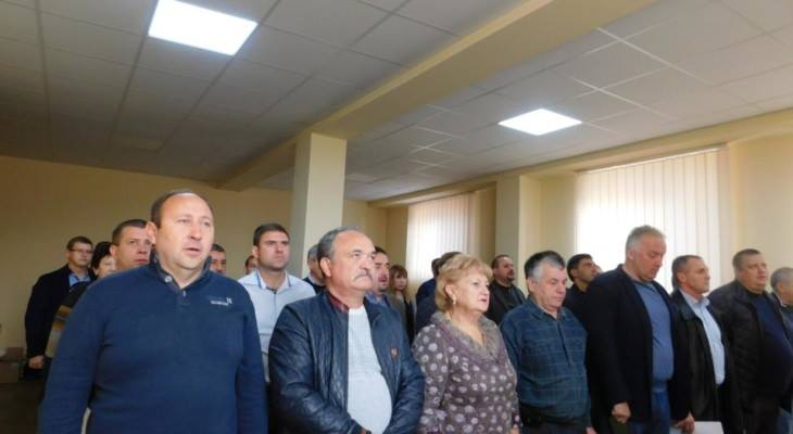Політичні маніпуляції у Новомосковську