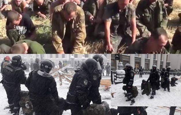 В Киеве Порошенко уничтожает украинских патриотов