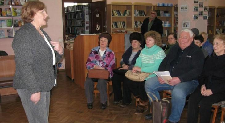 У Новомосковську пройшов вечір поетичного настрою